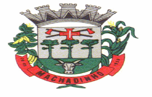Brasão del município de Machadinho