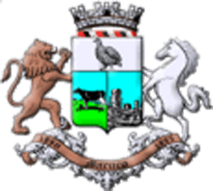 Brasão del município de Macuco