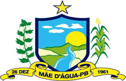 Brasão del município de Mãe d'Água