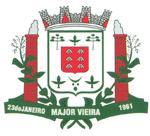 Brasão del município de Major Vieira