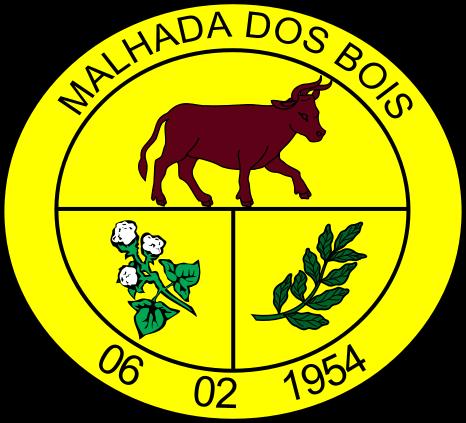 Brasão del município de Malhada dos Bois