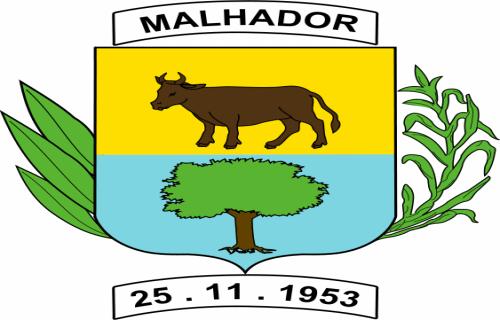 Brasão del município de Malhador