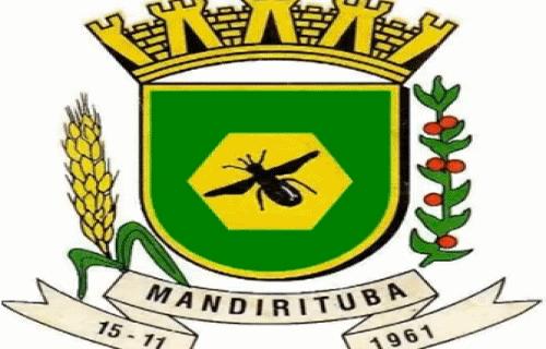 Brasão del município de Mandirituba
