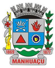 Brasão del município de Manhuaçu