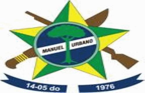 Brasão del município de Manoel Urbano