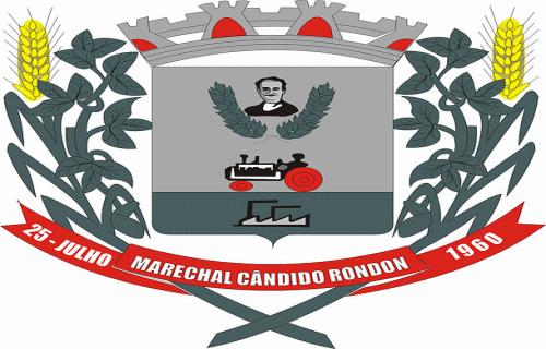 Brasão del município de Marechal Cândido Rondon