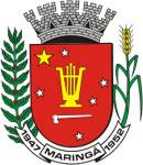 Brasão del município de Maringá