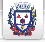 Brasão del município de Maripá de Minas
