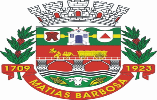 Brasão del município de Matias Barbosa