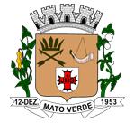 Brasão del município de Mato Verde