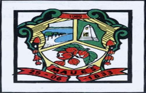 Brasão del município de Maués