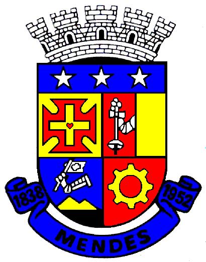 Brasão del município de Mendes