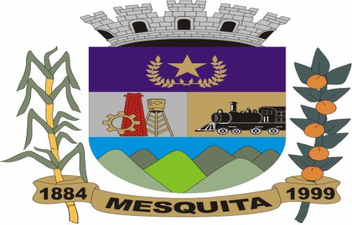 Brasão del município de Mesquita