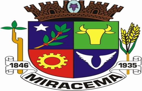 Brasão del município de Miracema
