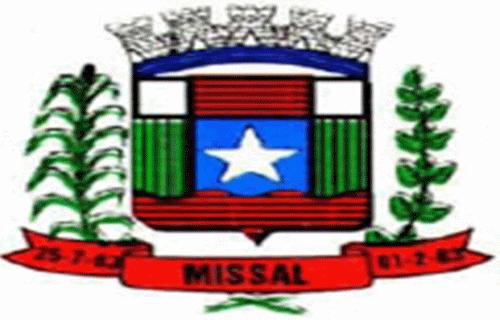 Brasão del município de Missal
