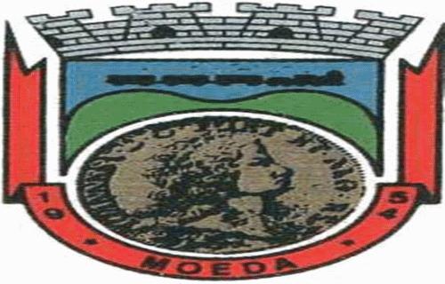Brasão del município de Moeda