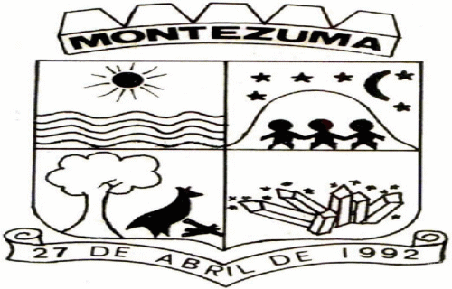 Brasão del município de Montezuma