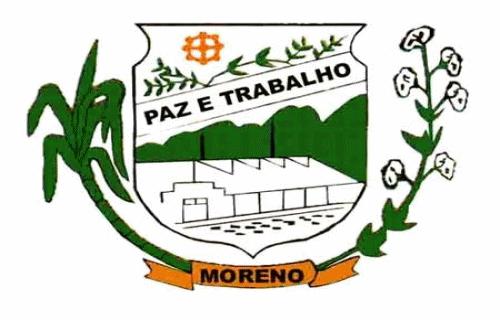 Brasão del município de Moreno
