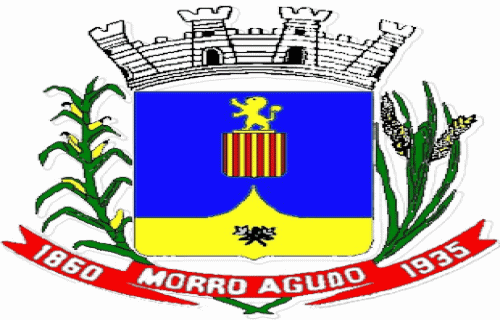 Brasão del município de Morro Agudo