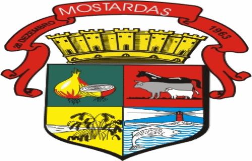 Brasão del município de Mostardas