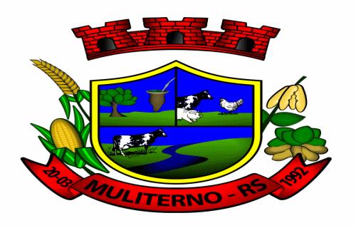 Brasão del município de Muliterno