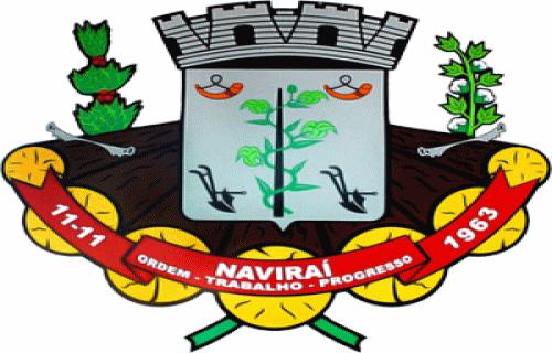 Brasão del município de Naviraí