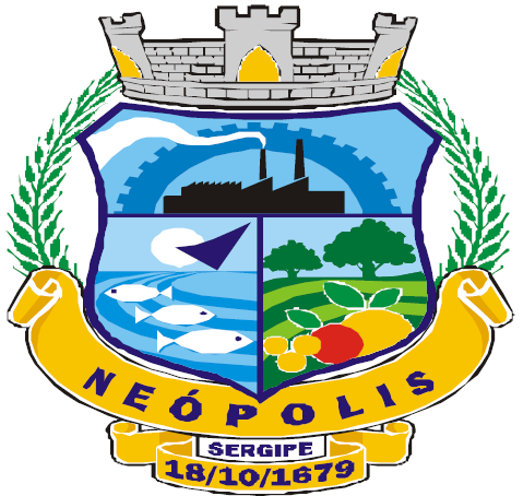Brasão del município de Neópolis