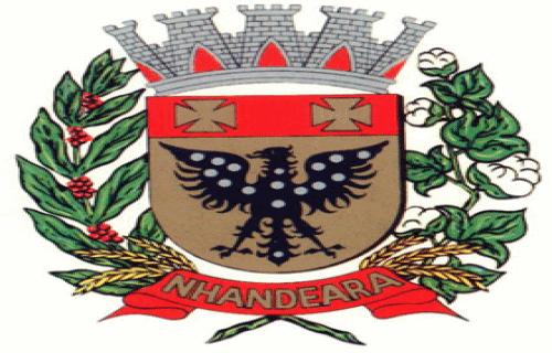 Brasão del município de Nhandeara
