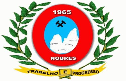 Brasão del município de Nobres