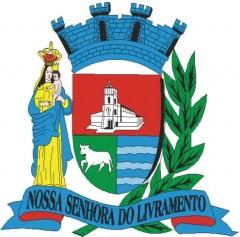 Brasão del município de Nossa Senhora do Livramento