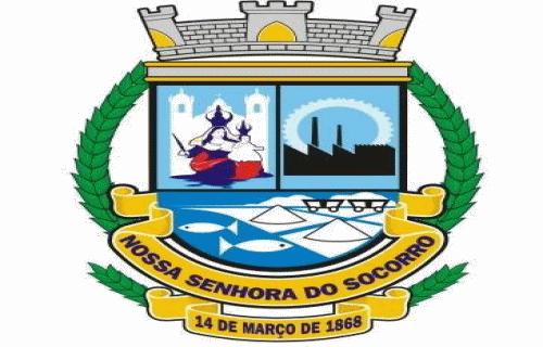 Brasão del município de Nossa Senhora do Socorro