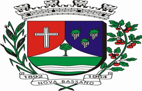 Brasão del município de Nova Bassano
