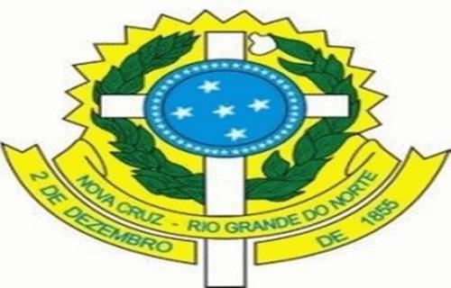 Brasão del município de Nova Cruz