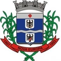 Brasão del município de Nova Europa