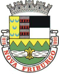 Brasão del município de Nova Friburgo