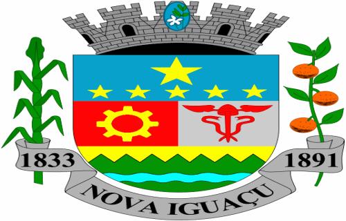 Brasão del município de Nova Iguaçu
