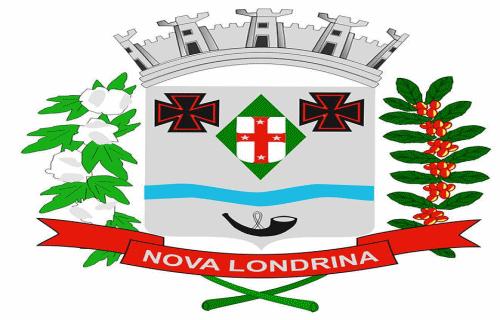 Brasão del município de Nova Londrina
