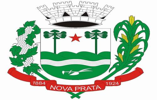 Brasão del município de Nova Prata