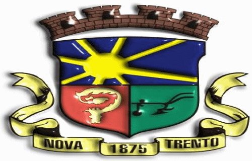 Brasão del município de Nova Trento