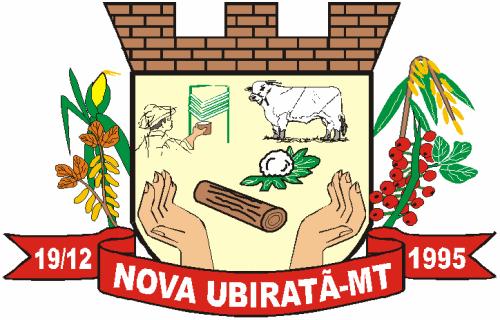 Brasão del município de Nova Ubiratã
