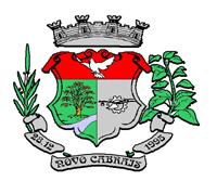 Brasão del município de Novo Cabrais