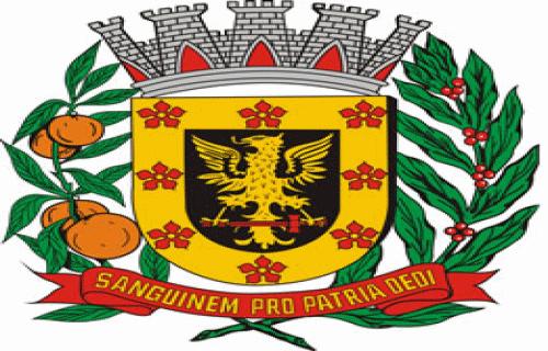 Brasão del município de Olímpia