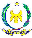 Brasão del município de Orizona