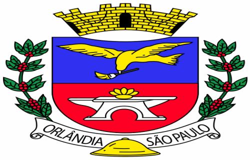 Brasão del município de Orlândia