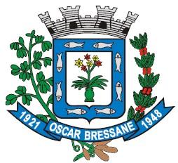 Brasão del município de Oscar Bressane