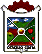 Brasão del município de Otacílio Costa