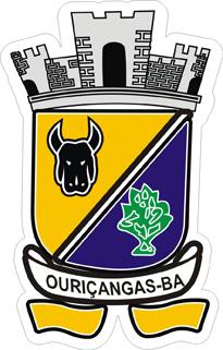 Brasão del município de Ouriçangas