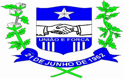 Brasão del município de Ouro Branco