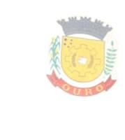 Brasão del município de Ouro