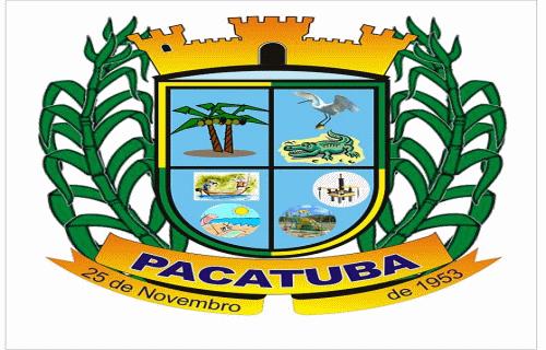 Brasão del município de Pacatuba